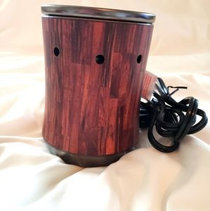Scentsy Hardwood Warmer